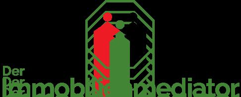 Der Immobilienmediator Logo